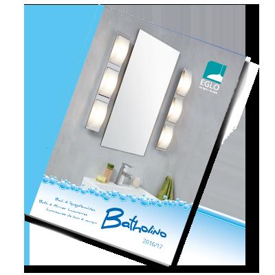 Batholino - koupelnová svítidla